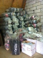 Ликвидация склада одежды Секонд-Хэнд